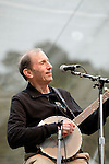 Warren Hellman - at the tenth annual Hardly Strictly Bluegrass Festival