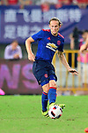 Manchester United midfielder Daley Blind (c) during the International Champions Cup China 2016, match between Manchester United vs Borussia  Dortmund on 22 July 2016 held at the Shanghai Stadium in Shanghai, China. Photo by Marcio Machado / Power Sport Images