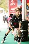 HSBC Sevens Village at the HSBC Hong Kong Rugby Sevens 2017 on 08 April 2017 in Hong Kong Stadium, Hong Kong, China. Photo by King Chung Fung / Power Sport Images