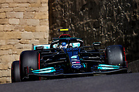 77 BOTTAS Valtteri (fin), Mercedes AMG F1 GP W12 E Performance, action during the Formula 1 Azerbaijan Grand Prix 2021 from June 04 to 06, 2021 on the Baku City Circuit, in Baku, Azerbaijan -<br /> FORMULA 1 : Grand Prix Azerbaijan <br /> 05/06/2021 <br /> Photo DPPI/Panoramic/Insidefoto <br /> ITALY ONLY