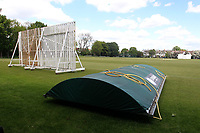 General view during Finchley CC vs Brondesbury CC, ECB National Club Championship Cricket at Arden Field on 12th May 2019