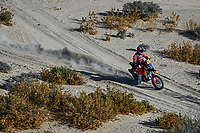 3rd January 2021, Jeddah, Saudi Arabia;  #03 Price Toby (aus), KTM, Red Bull KTM Factory Team, Moto, Bike, action during the 1st stage of the Dakar 2021 between Jeddah and Bisha, in Saudi Arabia on January 3, 2021 -