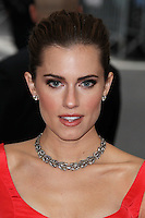 """NEW YORK CITY, NY, USA - MAY 05: Allison Williams at the """"Charles James: Beyond Fashion"""" Costume Institute Gala held at the Metropolitan Museum of Art on May 5, 2014 in New York City, New York, United States. (Photo by Xavier Collin/Celebrity Monitor)"""