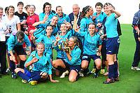 2011-05-21 Bekerfinale Sinaai Girls - Lierse WD