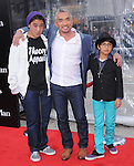 Cesar Millan at the CBS Films' L.A. Premiere of The Back Up Plan held at The Village Theatre in Westwood, California on April 21,2010                                                                   Copyright 2010  DVS / RockinExposures