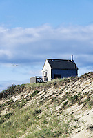 Coastal beach cottage, Wellfleet, Cape Cod, Massachusetts, USA