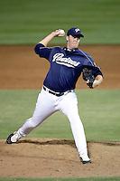 Matt Lollis - AZL Padres (2009 Arizona League)..Photo by:  Bill Mitchell/Four Seam Images..