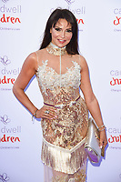 Lizzie Cundy<br /> at the Caudwell Butterfly Ball 2017, Grosvenor House Hotel, London. <br /> <br /> <br /> ©Ash Knotek  D3268  25/05/2017