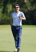 Niall Horan (Singer / One Direction) during the BMW PGA PRO-AM GOLF at Wentworth Drive, Virginia Water, England on 23 May 2018. Photo by Andy Rowland.