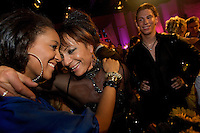 Oslo, 20090919. Skal vi danse. Anita Valen med sin datter  Antoniette Marie.