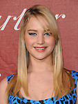 Jennifer Lawrence attends the 2011 Palm Springs International Film Festival Awards Gala held at The Palm Springs Convention Center in Palm Springs, California on January 08,2011                                                                               © 2010 Hollywood Press Agency