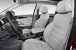 Front seat view of 2017 KIA Sorento SX V6 AT 4WD 5 Door SUV Front Seat  car photos