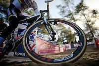 U23 World Champion Michael Vanthourenhout (BEL/Sunweb-Napoleon Games)<br /> <br /> U23 race<br /> Krawatencross <br /> bpost bank trofee 2015