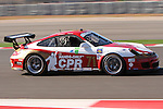 Jason Hart (71), Driver of Park Place Motorsports Porsche GT3 in action during the Grand Am of the Americas, Rolex race at the Circuit of the Americas race track in Austin,Texas...