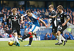 Lee Wallace has a shot
