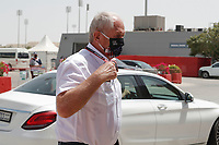 26th March 2021; Sakhir, Bahrain; F1 Grand Prix of Bahrain, Free Practice sessions;  MARKO Helmut (aut), Drivers Manager of Red Bull Racing during Formula 1 Gulf Air Bahrain Grand Prix