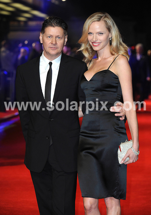 """**ALL ROUND PICTURES FROM SOLARPIX.COM**                                             **WORLDWIDE SYNDICATION RIGHTS**                                                                                  Arrivals at the UK Movie Premiere for """"In Time"""" at the Curzon Mayfair on Monday October 31, 2011 in London                                                                   This pic:   Andrew Nicco                                                                                 JOB REF:  14132    LNJ       DATE:   31.10.11                                                         **MUST CREDIT SOLARPIX.COM OR DOUBLE FEE WILL BE CHARGED**                                                                      **MUST AGREE FEE BEFORE ONLINE USAGE**                               **CALL US ON: +34 952 811 768 or LOW RATE FROM UK 0844 617 7637**"""