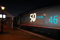 Amtrak Unveils Locomotive to Pull Biden's Innaugural Train to DC