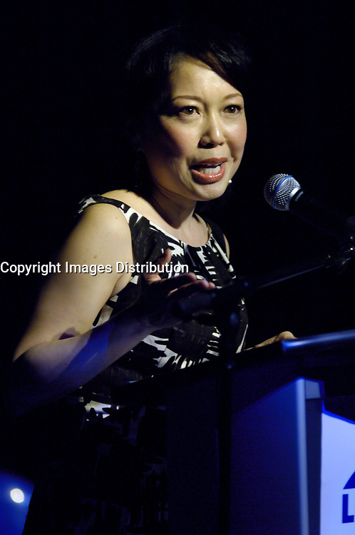 Toronto (ON), May 9, 2007<br /> <br /> CBC's Mary Ito host the  Celebration of Asian Culture,  featuring readings by Giller prize winning author Dr. Vincent Lam and by authors Anita Rau Badami, Jaspreet Singh and Darcy Tamayose. Entertainment by Folklorico Filipino Canada.