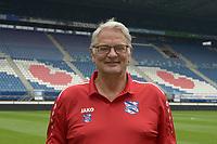 VOETBAL: HEERENVEEN: 2018, Abe Lenstra Stadion, SC Heerenveen Teampresentatie Pers, ©foto Martin de Jong