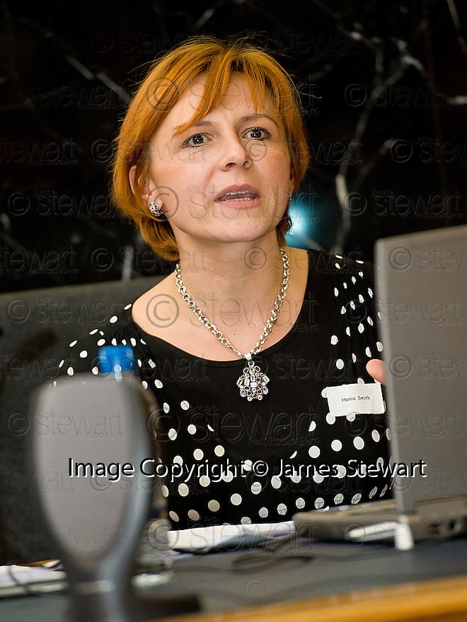 Hania Smith at the Litter Strategy Awards 2012