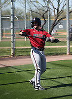 Dominic Fletcher - Arizona Diamondbacks 2020 spring training (Bill Mitchell)