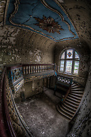 Old German Hunting Villa