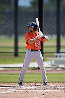 Houston Astros Ryne Birk (86) during a Minor League Spring Training Intrasquad game on March 28, 2018 at FITTEAM Ballpark of the Palm Beaches in West Palm Beach, Florida.  (Mike Janes/Four Seam Images)