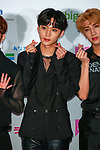 """D-CRUNCH, May 19, 2019 : K-Culture festival """"KCON 2019 JAPAN"""" at the Makuhari Messe Convention Center in Chiba, Japan. (Photo by Pasya/AFLO)"""