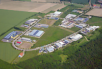 Geesthacht Gewerbegebiet Mercatorstrasse: EUROPA, DEUTSCHLAND, SCHLESWIG- HOLSTEIN, GEESTHACHT, (GERMANY), 05.06.2015: Geesthacht Gewerbegebiet Mercatorstrasse