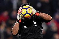 Gianluigi Buffon Juventus <br /> Firenze 09-02-2018 Stadio Artemio Franchi  Football Calcio Serie A 2017/2018 Fiorentina - Juventus . Foto Andrea Staccioli / Insidefoto