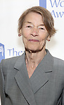Glenda Jackson attends the 74th Annual Theatre World Awards at Circle in the Square on June 4, 2018 in New York City.