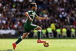 Unai Lopez of Deportivo Leganes in action during their La Liga match between Real Madrid and Deportivo Leganes at the Estadio Santiago Bernabéu on 06 November 2016 in Madrid, Spain. Photo by Diego Gonzalez Souto / Power Sport Images