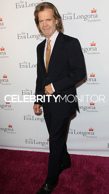 HOLLYWOOD, LOS ANGELES, CA, USA - OCTOBER 09: William H. Macy arrives at the Eva Longoria Foundation Dinner held at Beso Restaurant on October 9, 2014 in Hollywood, Los Angeles, California, United States. (Photo by Celebrity Monitor)