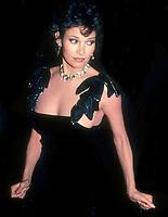 Raquel Welch 1990, Photo By John Barrett/PHOTOlink