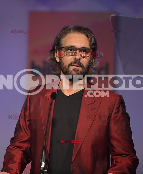 MIAMI, FL - FEBRUARY 05: Miguel Varoni at the Telemundo and Premios Billboard 2013 Press Conference at Gibson Miami Showroom on February 5, 2013 in Miami, Florida. © MPI10/MediaPunch Inc /NortePhoto