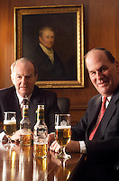 2003, File Photo, Montreal (Qc) CANADA<br /> Exclusive Photo<br /> Molson brothers, Molson Brewery<br /> (c) 2003 by Christian Fleury - Agence Quebec Presse