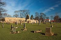 St Andrews Church, Gullane, East Lothian
