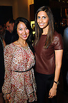 Sarah Ngo and Anjali Mukhi at a VIP preview event for David Yurman's Meteorite Collection Tuesday Oct. 29,2013.  (Dave Rossman photo)