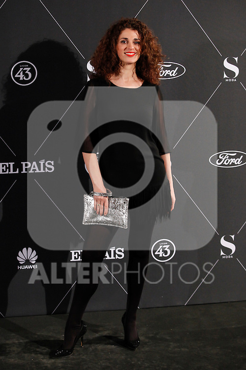 S MODA / EL PAIS party photocell in Madrid, Spain. February 17, 2016. (ALTERPHOTOS/Victor Blanco)