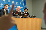 Press briefing by His Excellency Mr. Peter Thomson, President of the 71st session of the UN General Assembly