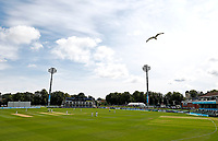 General view of the Spitfire Ground during Kent CCC vs Sussex CCC, LV Insurance County Championship Group 3 Cricket at The Spitfire Ground on 11th July 2021