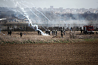 2020 03 07 Clashes in Turkey and into the Kastanie area in Greece