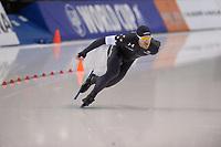 SPEEDSKATING: SALT LAKE CITY: Utah Olympic Oval, 09-03-2019, ISU World Cup Finals, 1000m Men, Joey Mantia (USA), ©Martin de Jong