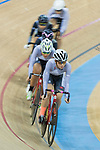 Yang Qianyu  of the IND competes in Women Elite - Omnium I Scratch 7.5KM during the Hong Kong Track Cycling National Championship 2017 on 25 March 2017 at Hong Kong Velodrome, in Hong Kong, China. Photo by Chris Wong / Power Sport Images