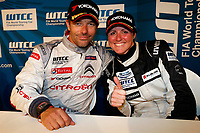 17th March 2021; Germany: Portrait of Sabine Schmitz with Sebastien Loeb, who has won the 24 hours race on the Nurburgring as the only woman so far 2 times. The queen of the Nurburgring has died at the age of 51 years as a result of her long battle with cancer