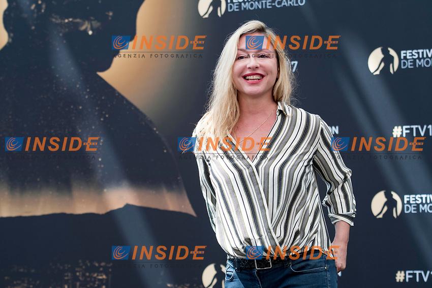 Jeanne Savary (En Famille) Monaco - 17/06/2017<br /> 57 festival TV Monte Carlo <br /> Foto Norbert Scanella / Panoramic / Insidefoto