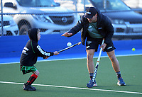 David Brydon. Vantage Black Sticks hockey community session prior to the upcoming Sentinel Homes Trans-Tasman Series at Twin Turfs in Palmerston North, New Zealand on Tuesday, 25 May 2021. Photo: Dave Lintott / lintottphoto.co.nz
