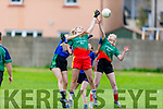Action from Kerins O'Rahills v Beale Ballyduff in the Kerry LGFA Junior C Football Championship