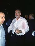 SEAN CONNERY <br /> MOSTRA DI MICHELINE ROQUEBRUNE CONNERY AL VITTORIANO ROMA 2001